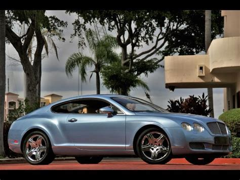 2005 bentley continental gt for sale in miami fl stock