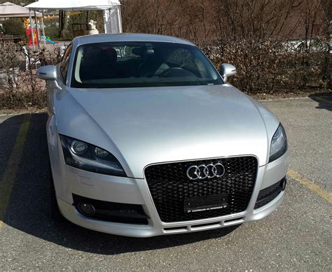 Audi Tt Rs Motor Probleme by V Maxzone Grau34 Front Grill Rs Type Chrom Mwd
