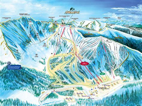 colorado ski areas map arapahoe basin resort skiing snowboarding colorado