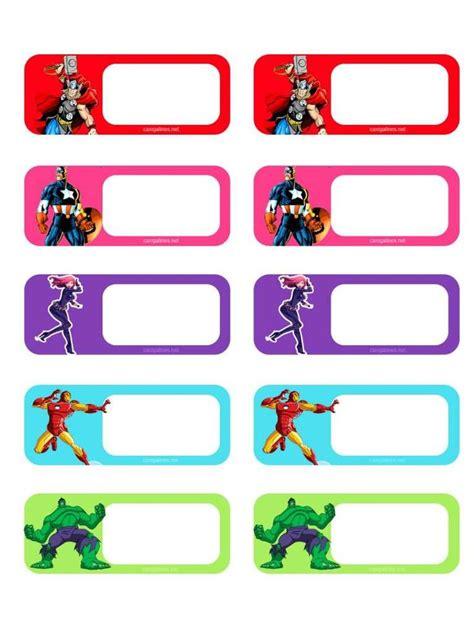 imagenes utiles escolares para imprimir 17 migliori idee su etiquetas escolares para imprimir su