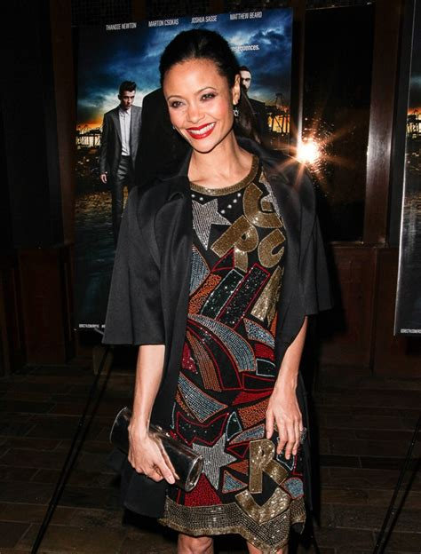 Most Consistent On The Carpet In 2007 Thandie Newton by Thandie Newton S And Sequins Lainey Gossip Lifestyle