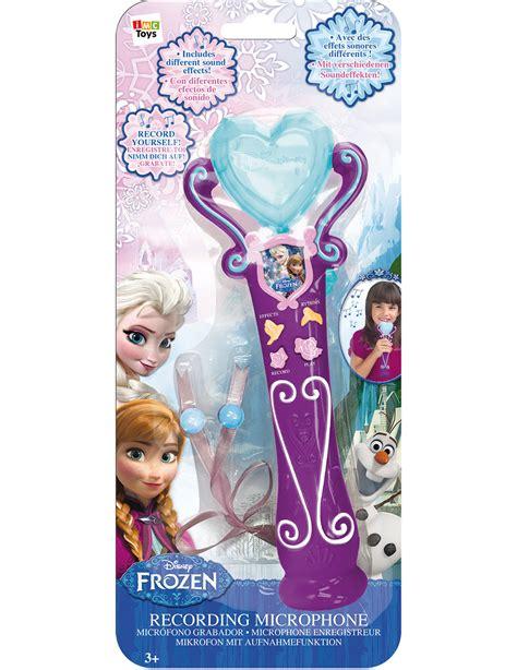 Accessories Frozen Elsa Dan elsa frozen microfoon vegaoo nl