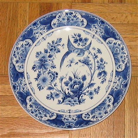 Porcelain Plate interesting plates delft plate