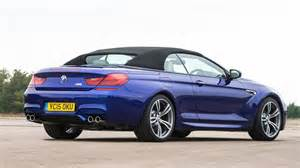 Bmw Convertable Bmw M6 Convertible 2016 Review By Car Magazine