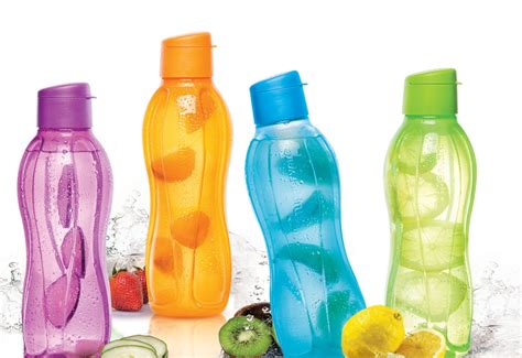 tupperware eco bottles refreshing detox drink