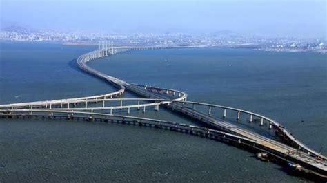 Qingdao Haiwan Bridge top 10 longest bridges in the world listovative