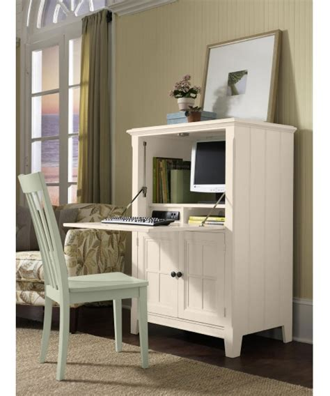 White Computer Armoire Desk Inspirational Yvotube Com