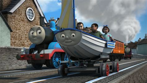 skiff thomas and friends the thomas and friends review station september 2015