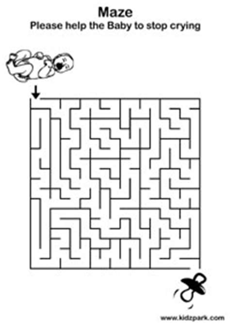 printable mazes first grade the gallery for gt printable mazes for kids 1st grade