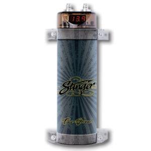 1 farad capacitor how many watts stinger spc111 1 farad capacitor