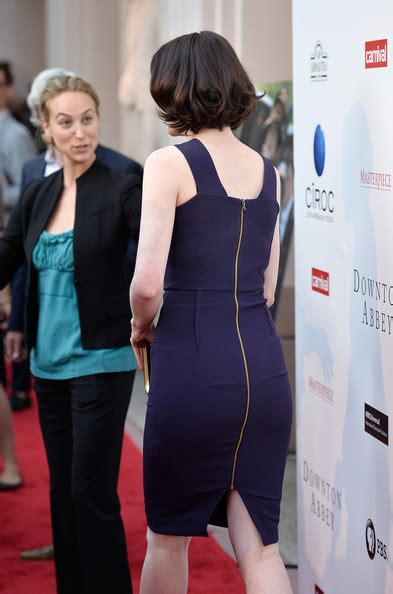 arrivals at the downton abbey event in hollywood 4 of michelle dockery photos photos arrivals at the downton