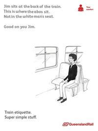 Queensland Rail Meme - queensland rail etiquette posters image gallery know your meme