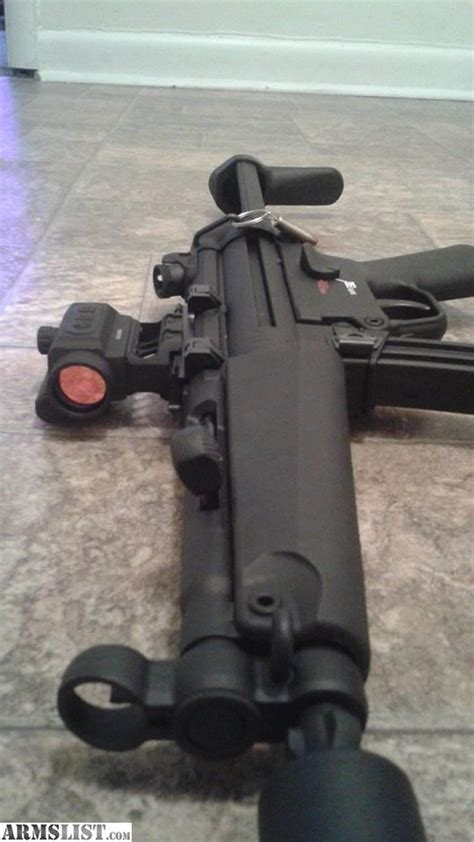 Walther Mounting Mp5 armslist for sale hk walther 22 mp5