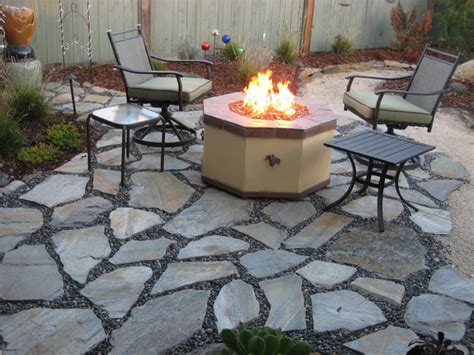 los osos fireside patio seating for the garden modern