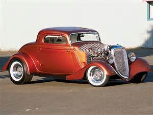 34 Ford Coupe 34 Ford Three Window Coupe Cars