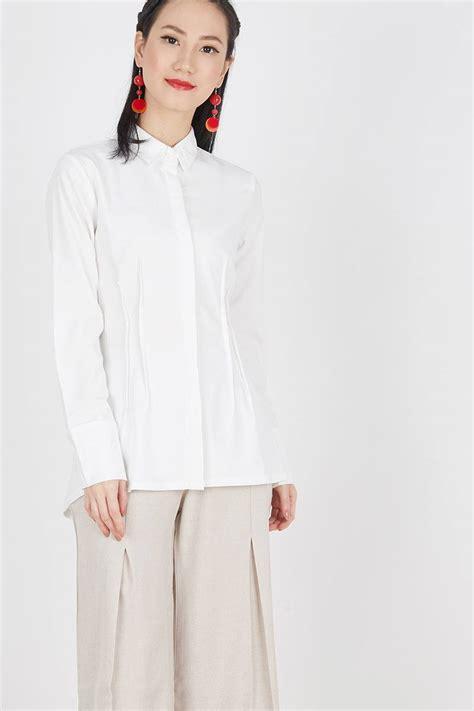 Celana Panjang White Jeggings A Putih 35 36 Jumbo Bigsize sell cut out shirt in white shirts