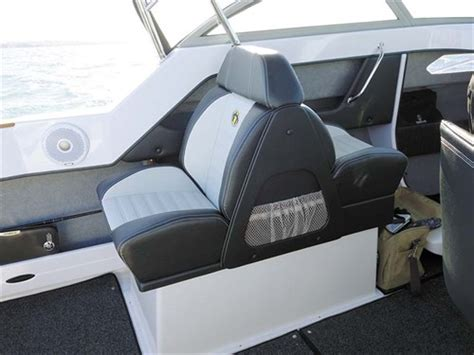 back to back boat seats nz haines hunter 545 sport fisherman review