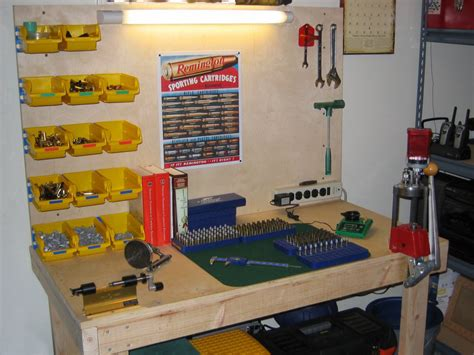 setting up a reloading bench cheaper and more effective reloading options