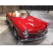 Restoration In Spain Alfa Romeo 2600 Touring  Classic
