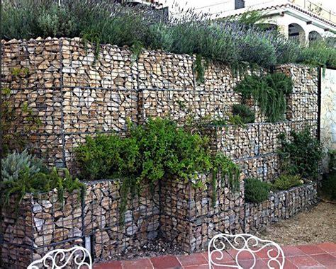 Gabion Retaining Wall Terraced Http Www Gabion1 Com Au Gabion Garden Wall