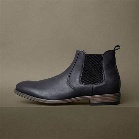 D Island Shoes Boots Black lyst river island black chelsea boots in black for