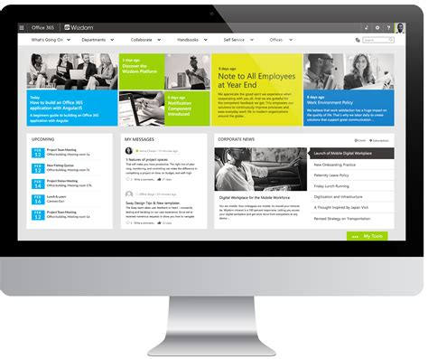 sharepoint intranet template image collections templates