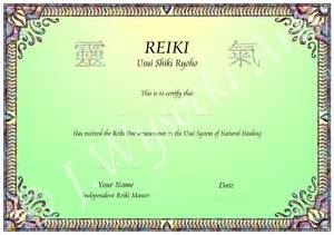 reiki certificate template pin reiki certificate template kentbaby on