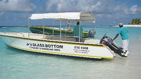 glass bottom boat reviews junior s glass bottom boat west end village anguilla