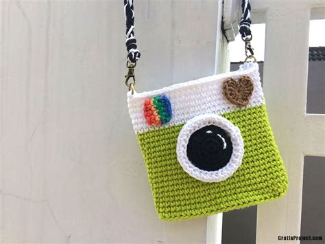 crochet camera bag pattern free crochet pattern for camera case manet for