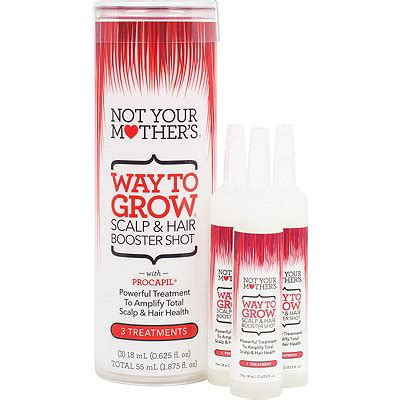 Not Your Mothers by Way To Grow Scalp Hair Booster Ulta