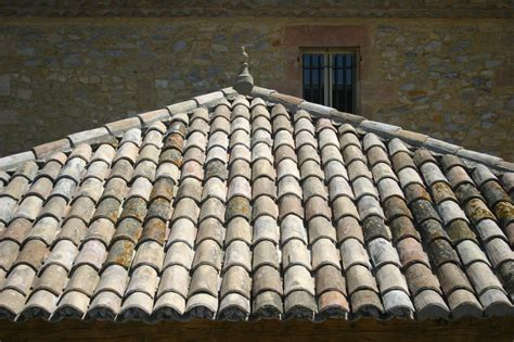 Barrel Tile Roof Mission Barrel Roof Tiles Vintage Elements