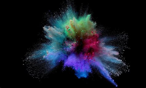 Wallpaper Powder | powder colorful splash wallpaper 3d and abstract
