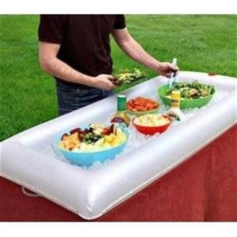 keeping food cold on a summer buffet girls pool party pinterest the floor summer and amazons