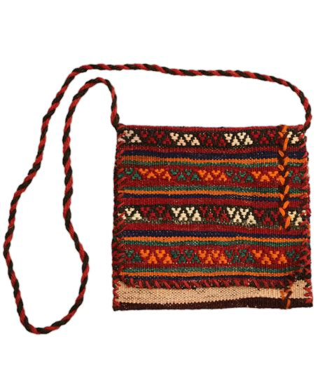 Handcraft Bag - kilim handmade wool bag 100 handmade alfopersia
