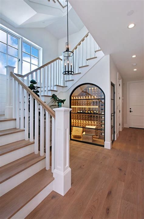 wine storage under stairs picture of wine storage under the stairs