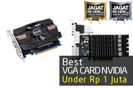 Vga Card 1 Juta vga gaming nvidia terbaik tahun 2014 harga di bawah 1 juta jagat review