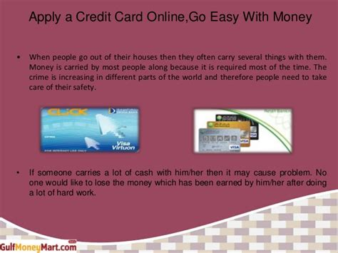 how to make money with a credit card apply a credit card go easy with money