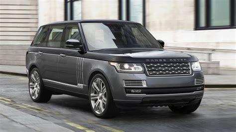 expensive range rover jaguar land rover to start selling most expensive range