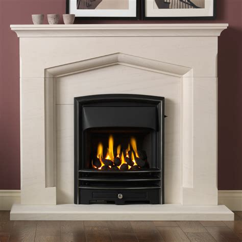 Gallery Kendal 48 Quot Limestone Fireplace Suite Fireplaces Limestone Fireplaces Pictures