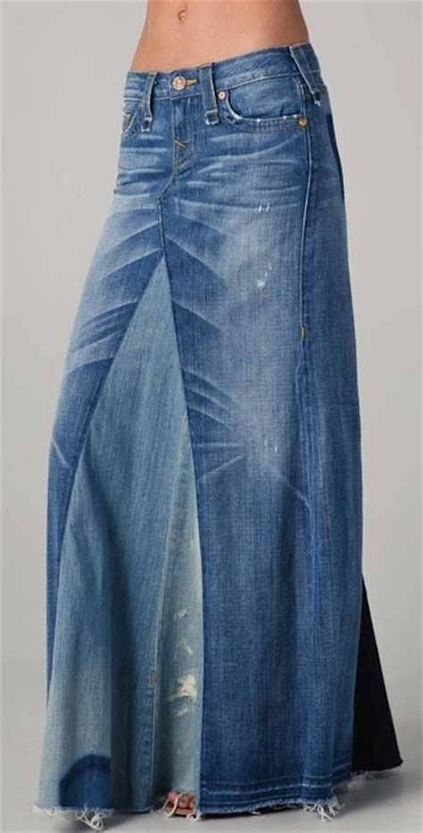 pattern for turning jeans into a skirt cool idea for turning jeans into a skirt denim maxi