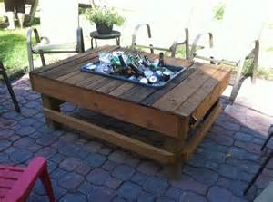 Patio Table Ideas Diy Wooden Center Table Ideas With Outdoor Furniture Trends4us