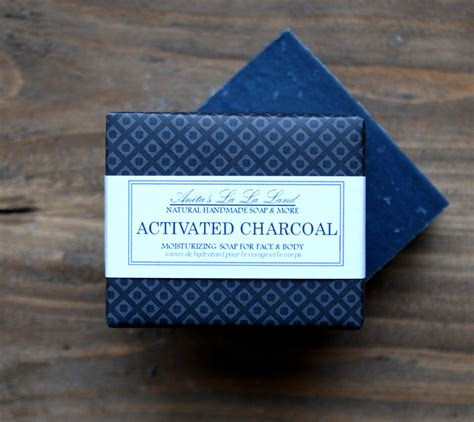 Charcoal Detox Side Effects by Activated Charcoal Detox Soap Tea Tree And By Anitaslalaland