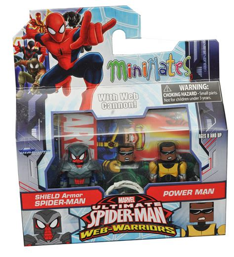 Power Lifier Black Spider iron black widow walgreen s exclusive