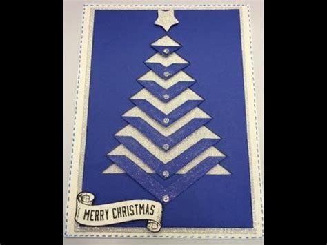 christmas tree card youtube