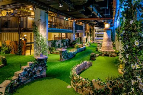 swing club in london london s hippest hangouts get visitors teed off with