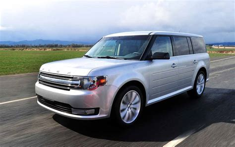 suv ford 2016 ford flex limited awd suv autocar pictures