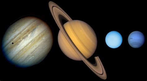 the planets jovian planets