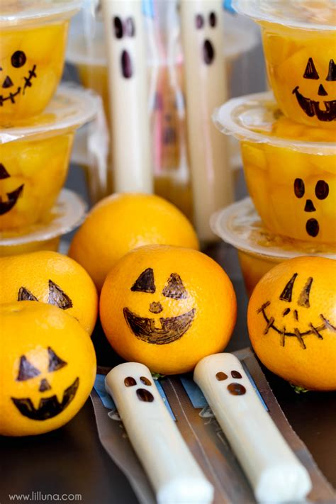halloween treats healthy halloween snacks lil luna