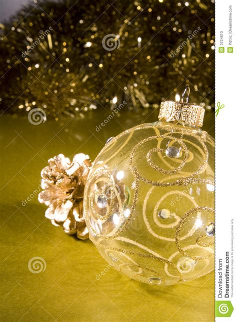 baubles for christmas tree decorations stock photos