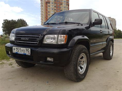 how petrol cars work 1995 isuzu trooper regenerative braking used 2002 isuzu trooper photos 3500cc gasoline automatic for sale